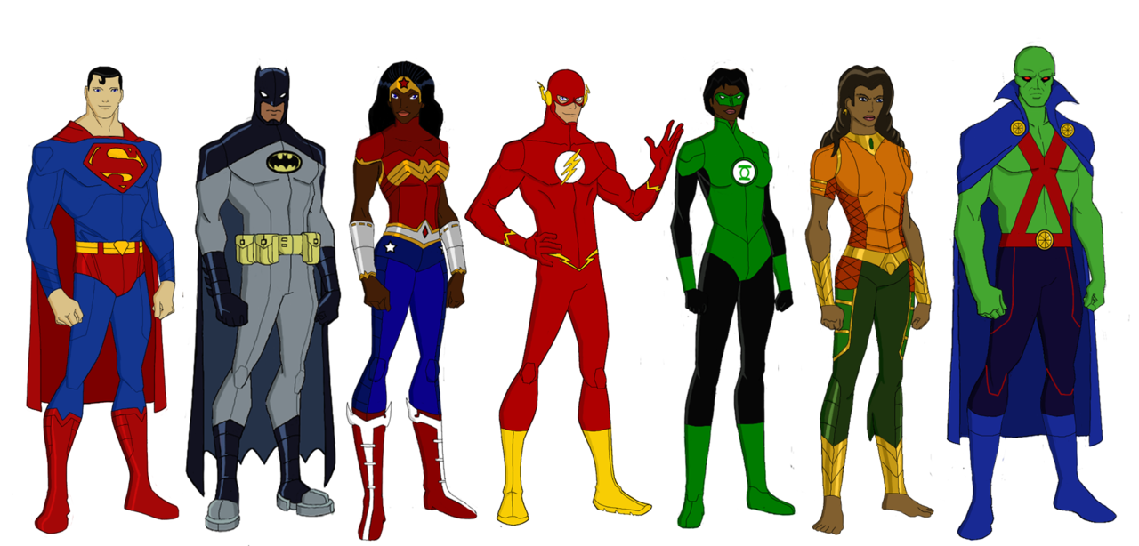justice league clipart at getdrawings com free for personal use rh getdrawings com Justice League Unlimited Characters justice league cartoon clipart