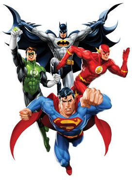 272x369 Justice League Characters Justice League Party Ideas