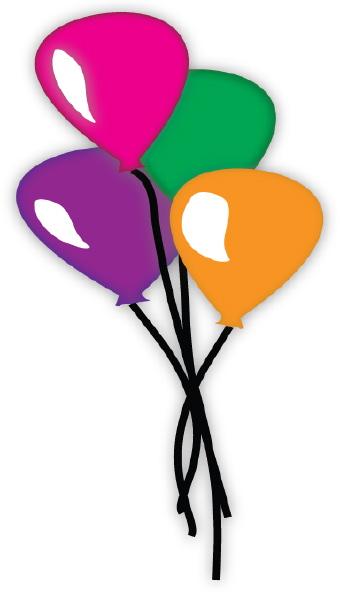 340x592 Scorcorsasu Clipart Birthday Balloons