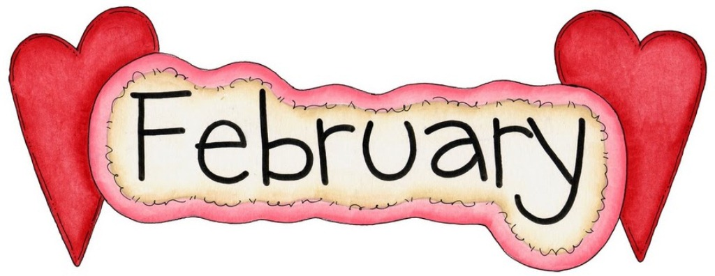 1024x396 February Clipart Images, Pictures For Free Greepx