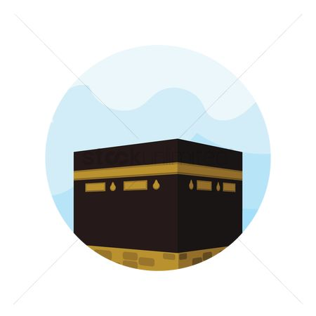 450x450 Free Holy Kaaba Stock Vectors Stockunlimited