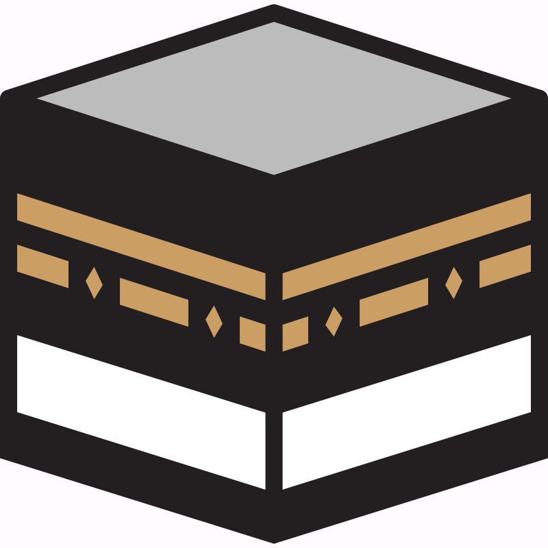 800x800 Kaaba Icon
