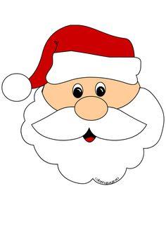 236x322 Cute Santa Face Svg Mtc Cricut Santa Face, Santa