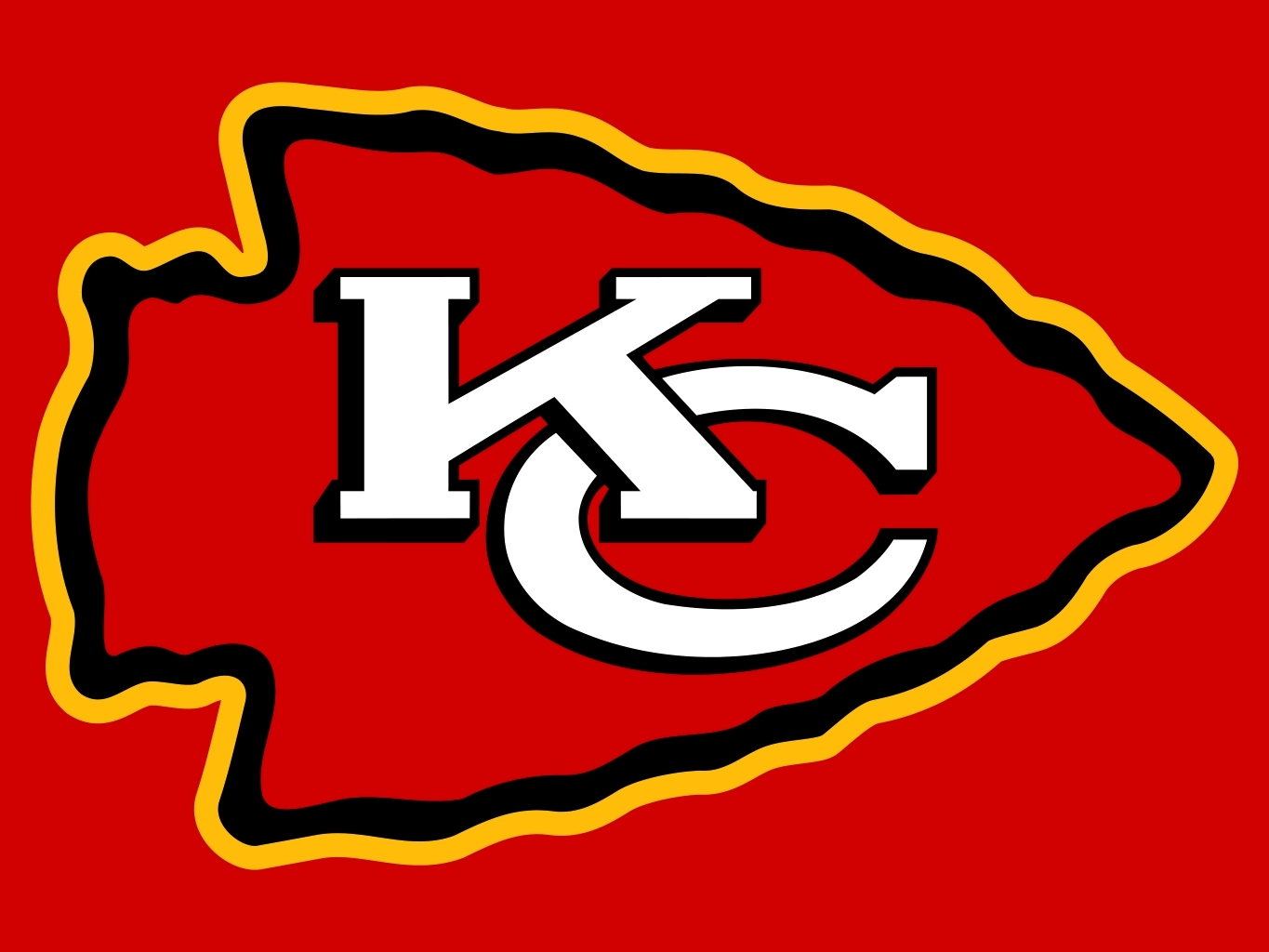 1365x1024 Gorgeous Kc Chiefs Logo 12 Coloring Pages