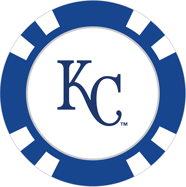 600x602 Kansas City Royals Poker Chip Ball Marker
