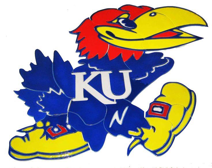 736x581 Kansas Jayhawk Logo Clip Art