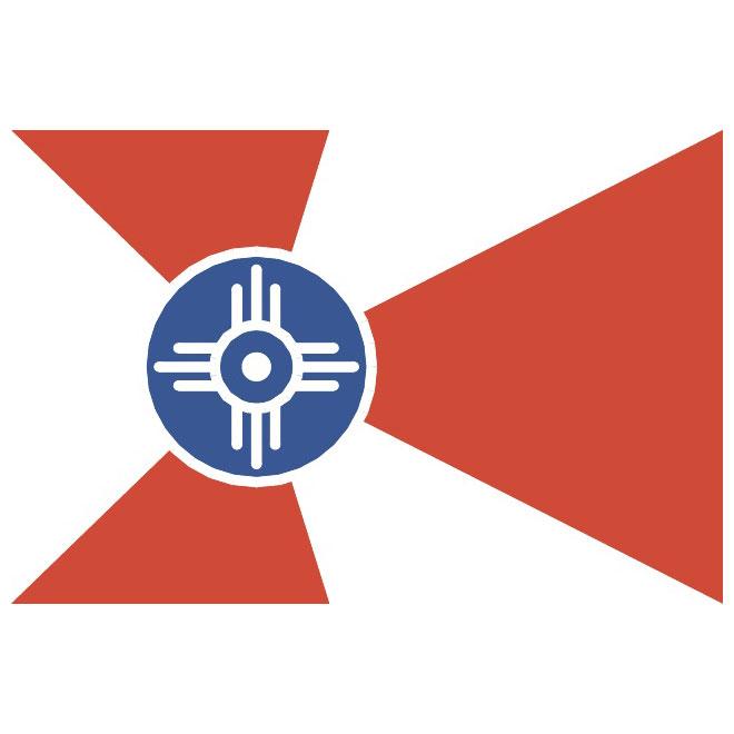 660x660 Flag Of Wichita
