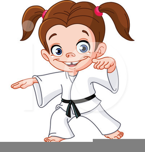 286x300 Free Karate Kid Clipart Free Images