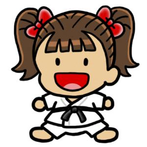 300x300 Karate Clip Art