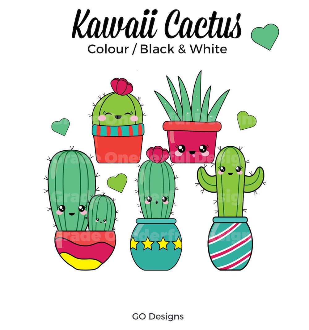 1000x1069 Cactus Clipart Kawaii Clip Art Valentine Download Wallpaper 1024