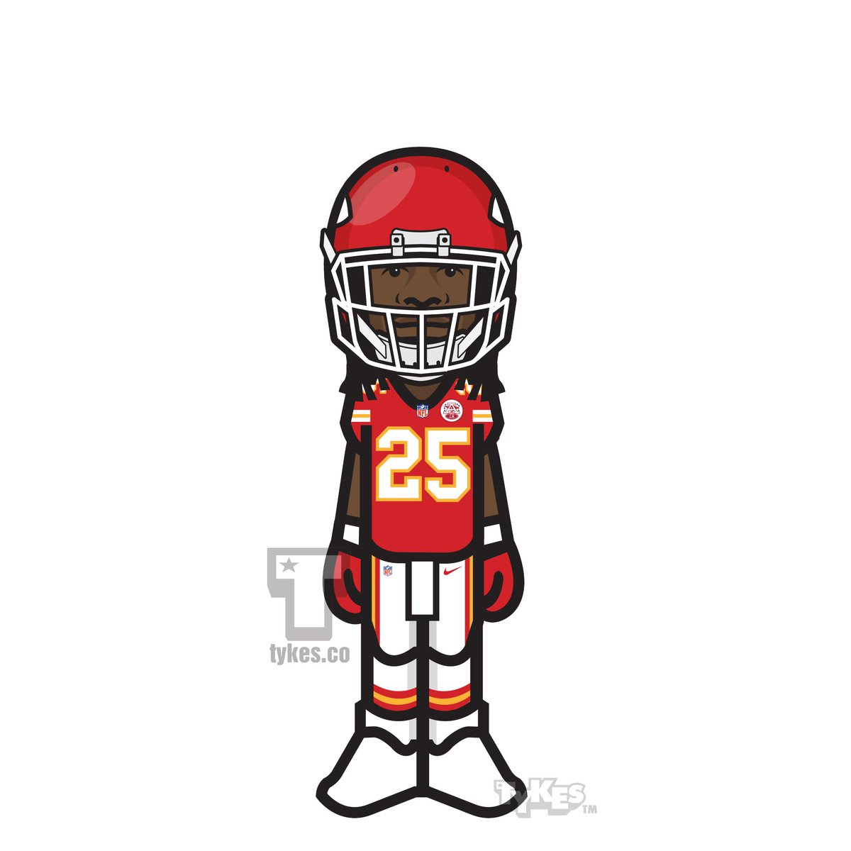 1200x1200 Tykes On Twitter Jamaal Charles Kansas City @chiefs Tyke