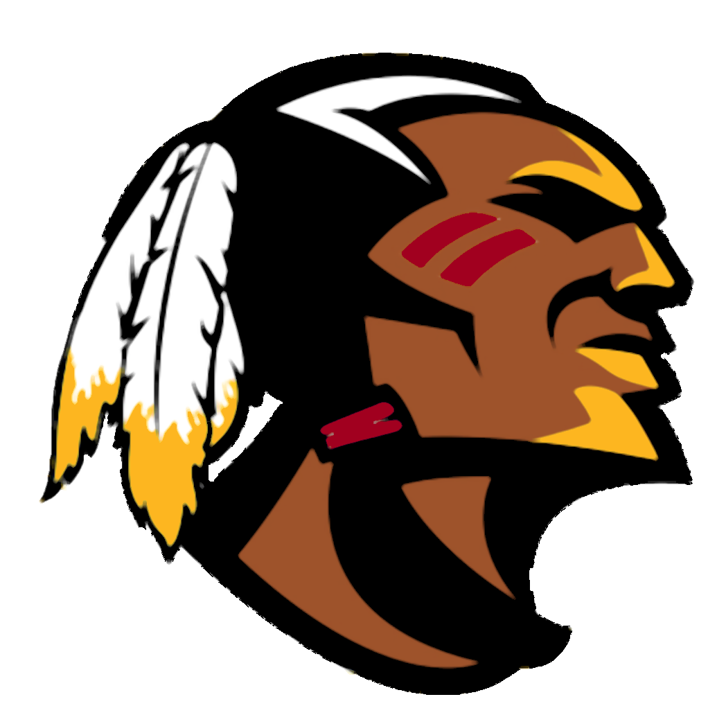 1022x1019 Chief Clipart Football