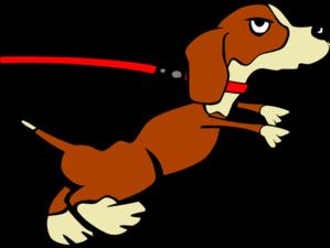 299x225 Beagle Big Leash Clip Art