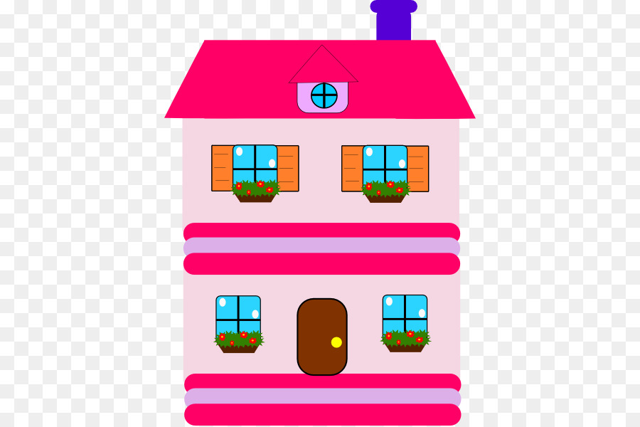 900x600 Doll Toy House Clip Art