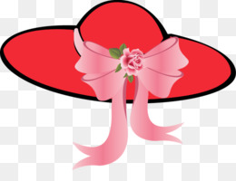 260x200 Free Download Red Hat Society Woman Bowler Hat Clip Art