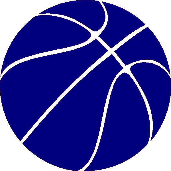 600x599 Blue Basketball Clip Art Clipart Panda