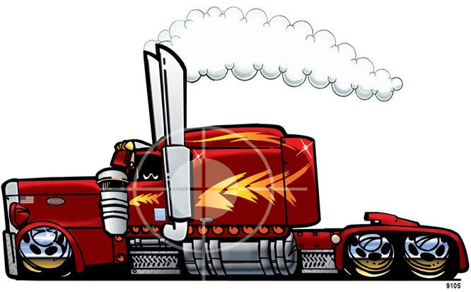 666x413 13 Best Trucks Images On Semi Trucks, Trucks And Big