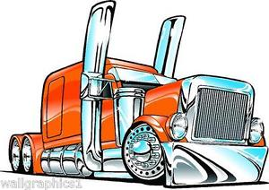 300x212 Cartoon Semi Trucks Desktop Backgrounds