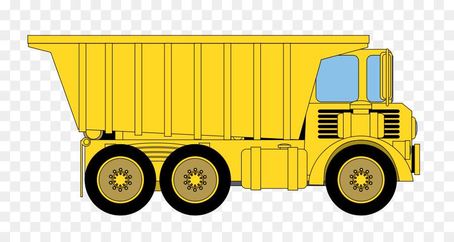 900x480 Dump Truck Car Clip Art