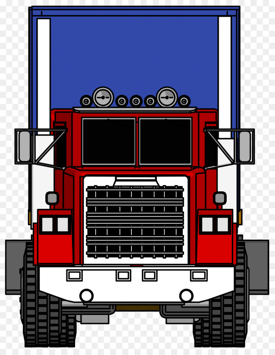900x1160 Semi Trailer Truck Fire Engine Clip Art