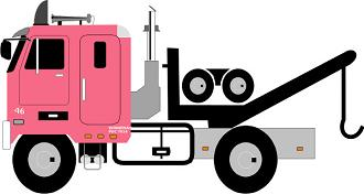 330x176 Tow Truck Clip Art Clipart Wire Figures