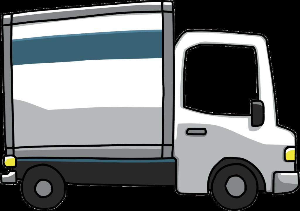 1024x721 Truck Art Vector Semi Truck And Trailer Illustration Tow Clip Art