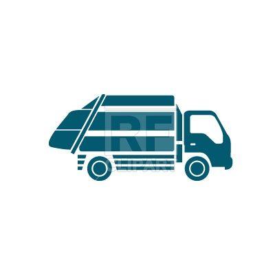 400x400 Inspirational Trash Truck