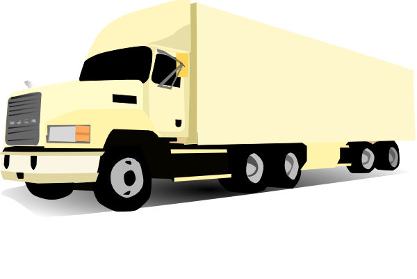 600x401 Bright Ideas 18 Wheeler Clipart Truck Clip Art At Clker Com Vector