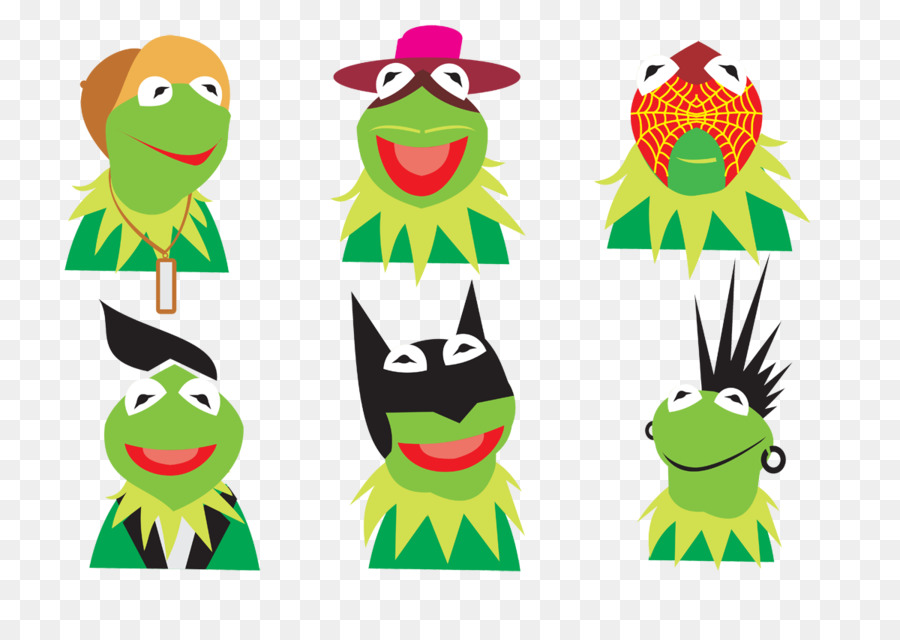900x640 Kermit The Frog Chameleons Lizard Clip Art