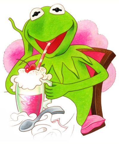 400x485 Kermit Clip Art