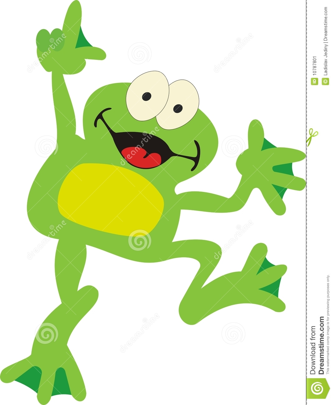 1073x1300 Excellent Idea Frog Jumping Clipart Smile Stock Image Panda Free
