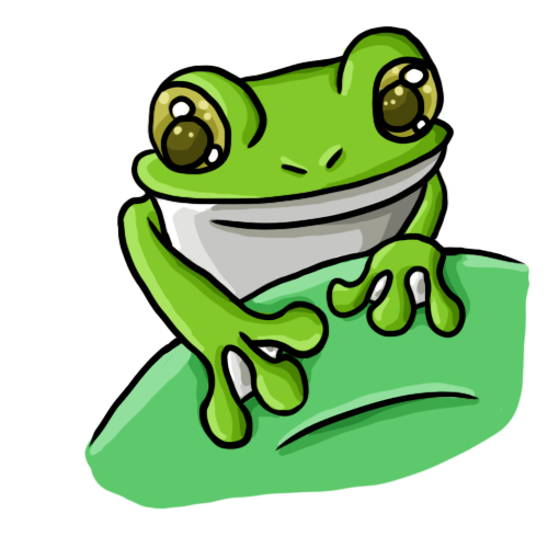 500x500 Free Frog Clipart Amp Look At Frog Clip Art Images