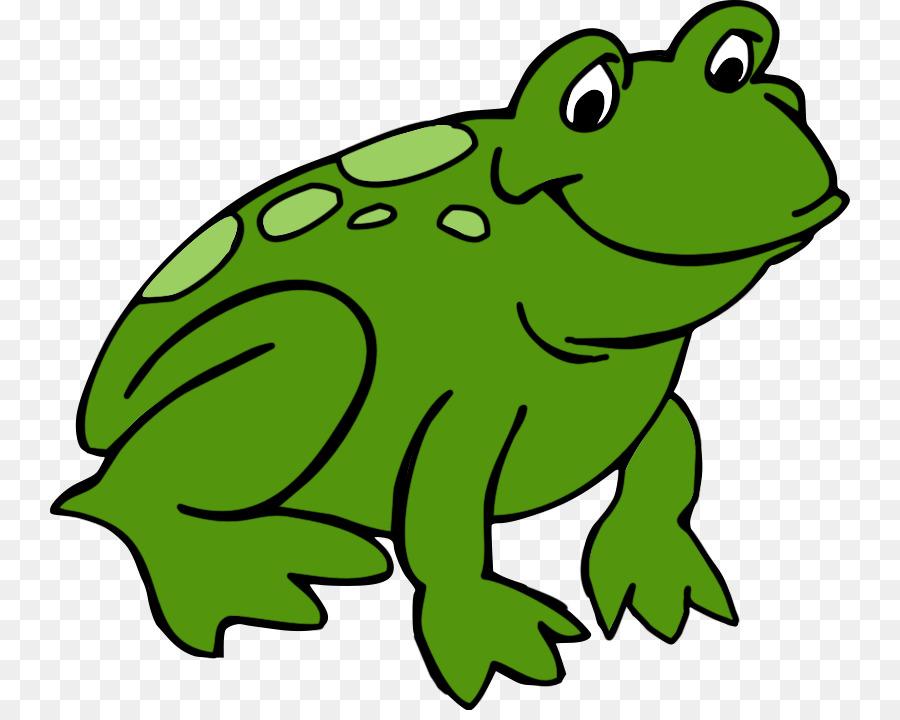 900x720 Frog Clip Art