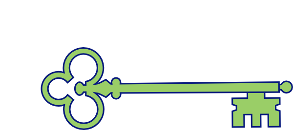 600x267 Skeleton Key Clipart Green Skeleton Key 2 Clip Art