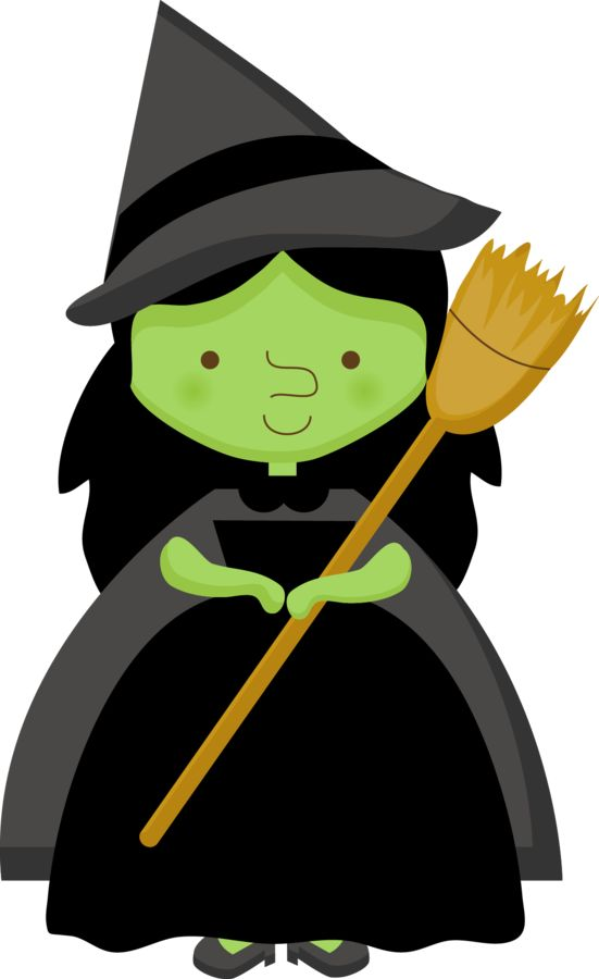 551x900 Witch Clipart Friendly Witch 4062977