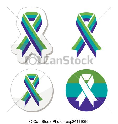 450x470 Medullary Sponge Kidney (Msk) Aware. Vector Icons Set Of Clip