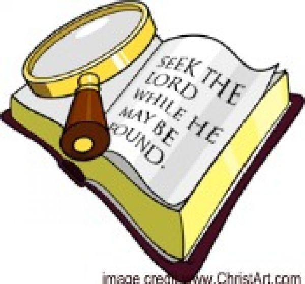 Kids Bible Clipart