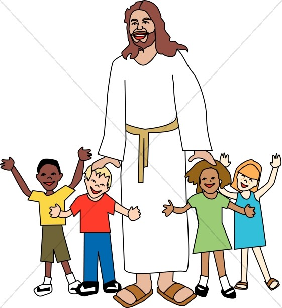 561x612 Kids Church Jesus Clip Art Merry Christmas Amp Happy New Year Arts