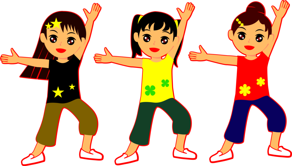 1024x585 Clipart Of Dancing