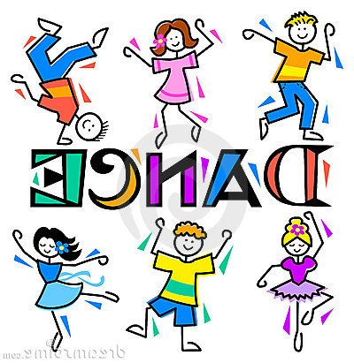 400x411 Kids Dancing Clip Art Many Interesting Cliparts