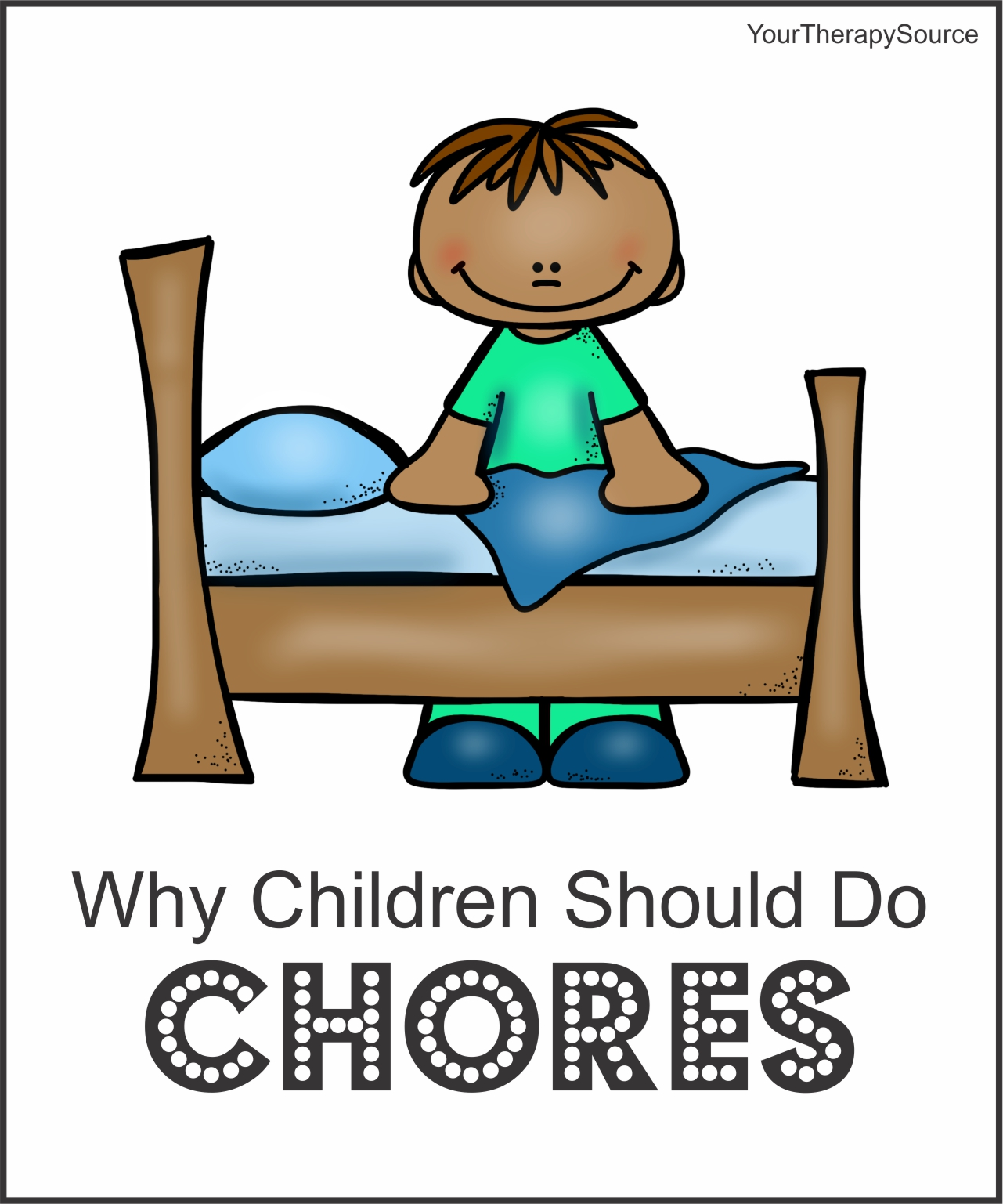1281x1537 3 Reasons Why Children Should Do Chores