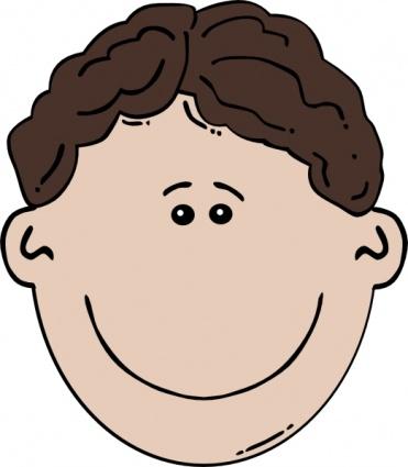 371x425 Kid Face Clip Art Happy Kids Face Clipart Clipart Panda Free