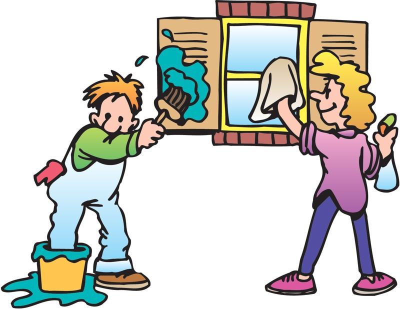 800x618 Classroom Window Clipart