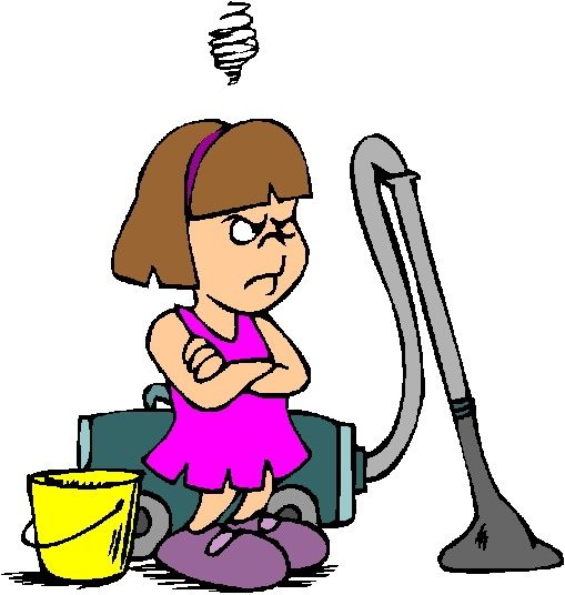 509x536 Clip Art Cleaning With Kids Clipart Lf37