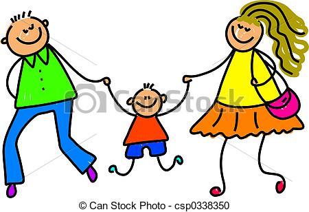 450x308 Kids Helping Parents Clipart