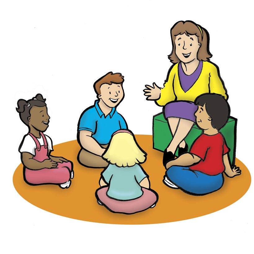 819x821 Children Clipart For Teachers Clipart School With Kidsnd