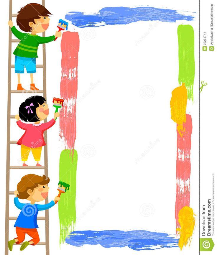 736x865 604 Best Clipart Frame Doodle Paper Page Border Images