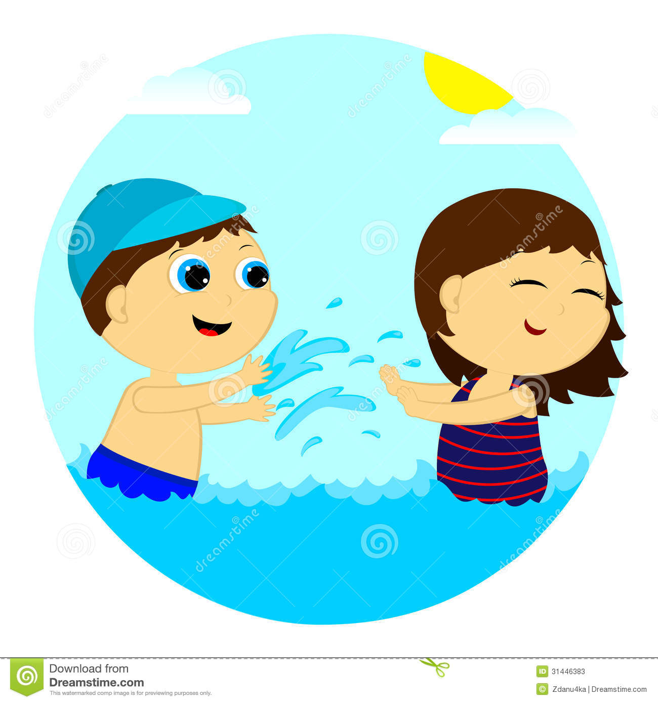 1300x1390 Super Cool Ideas Water Play Clipart Free Cliparts Download Clip