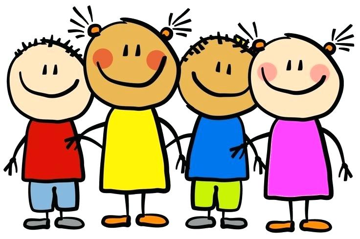 736x489 Clip Art Children Kids Playing Outside Children Playing Outside