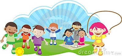 400x184 Kids Playing Outside Clipart Furniture Walpaper